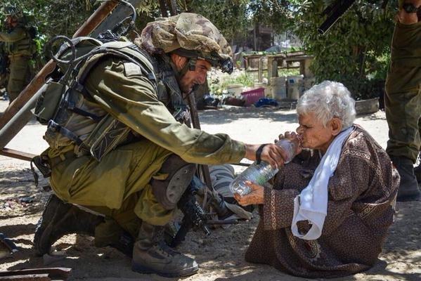 محبت و مهربانی از نوع اسرائیلی