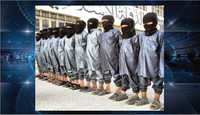 سر بریدن حیوانات؛ تمرین کودکان داعشی