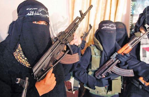 گزارش ویژه تلویزیون سوئد از دختران اروپایی که به داعش پیوستند