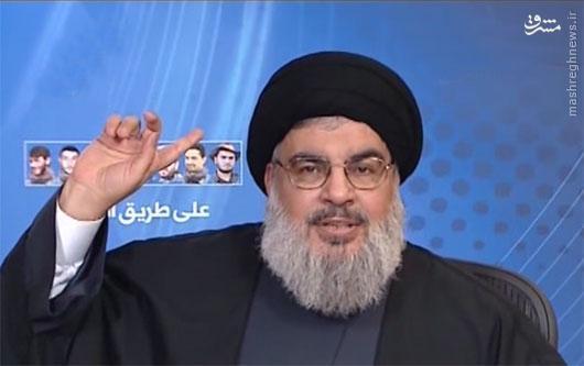 افسران و مراکز تجمع صهیونیستها در لیست انتظار حزبالله +تصاویر