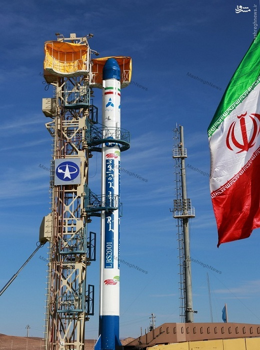مستند دستاوردهای فضایی ایران
