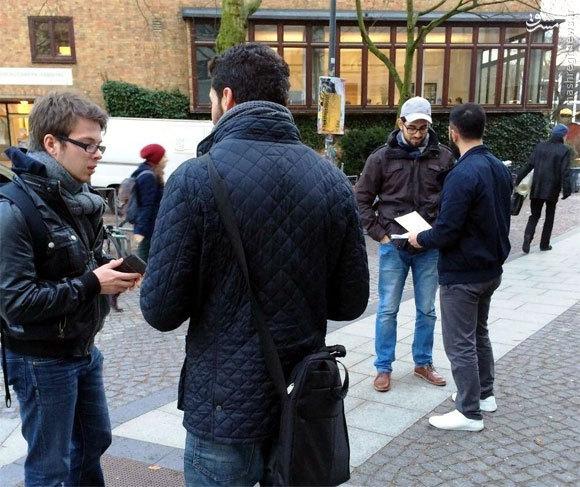 مصاحبه با رایزن فرهنگی ایران در آلمان