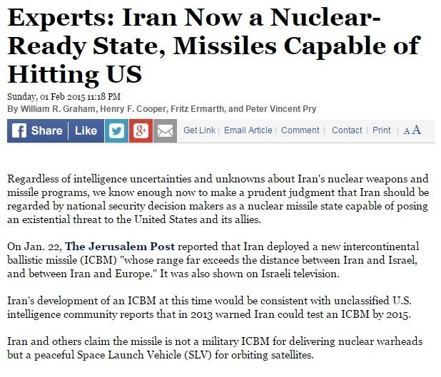 ایران و آمریکا بدنبال توافق