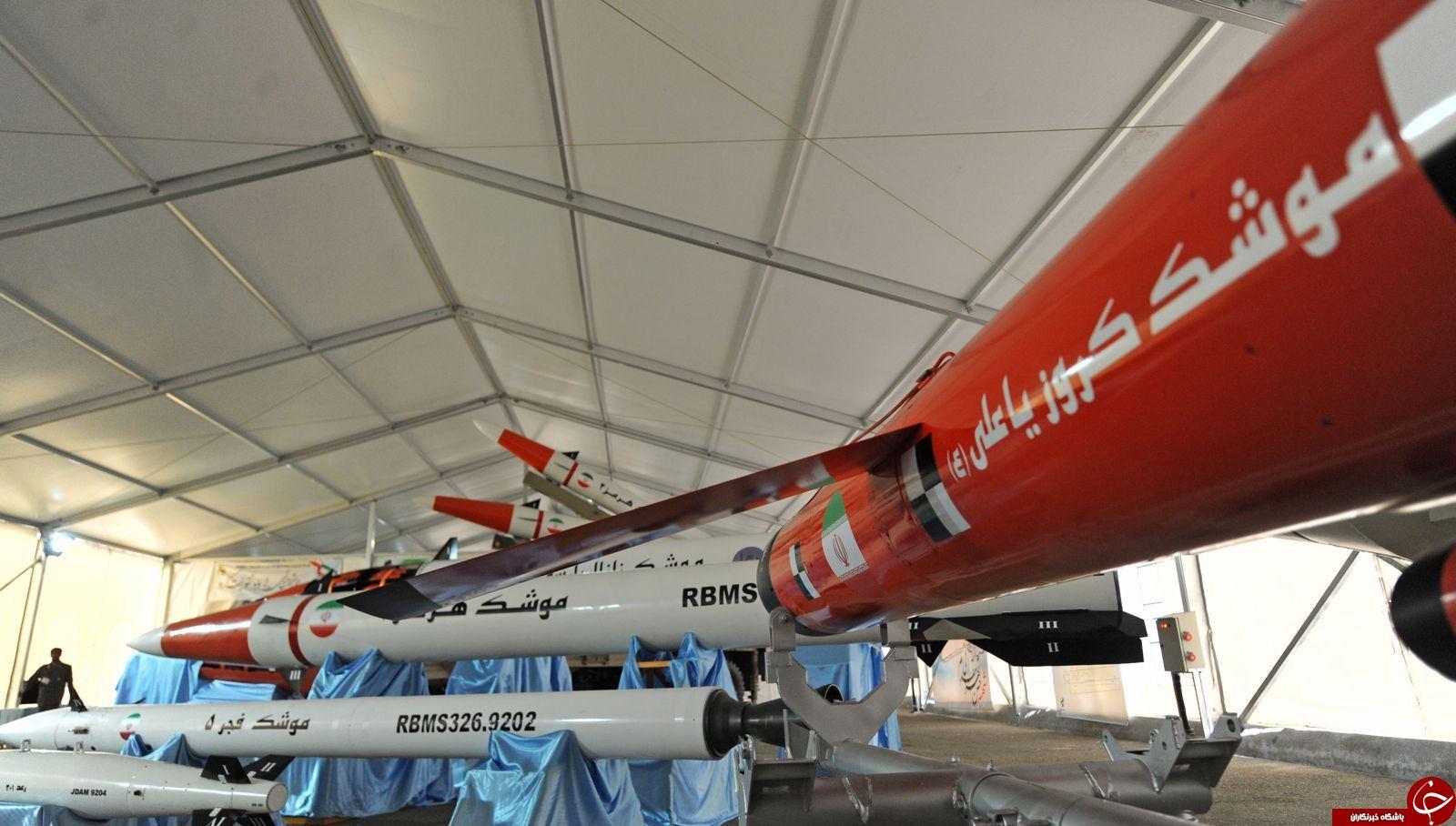 تولید موشک کروز یا علی با برد ۷۰۰ کیلومتر