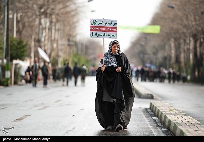 الجزیره: روحانی جواب اوباما را داد/ رسانههای یمنی: عبدالمالک الحوثی در ایران است/ پخش مستقیم راشاتودی و رویترز از حماسه ایرانی/ عکسی که هاآرتص از راهپیمایی منتشر کرد