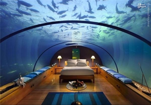 عجیب ترین هتل ها