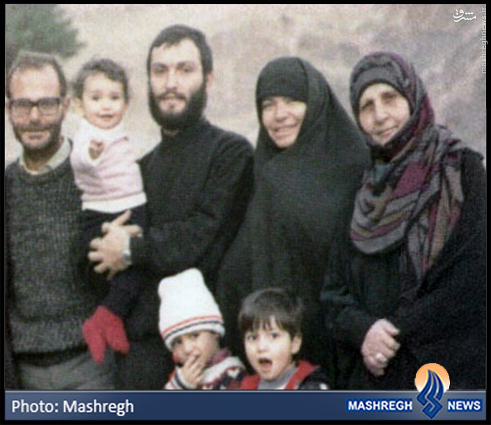 عکس/ خانواده «مغنیه» در «کرج»