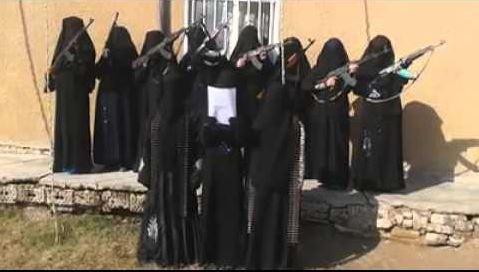 درنگی در موقعیت زنان در داعش
