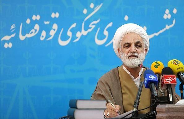 رسانهها اجازه ندارند تصویر یا مطلبی از رئیس دولت اصلاحات منتشر کنند/ رسیدگی به پرونده احمدینژاد ادامه دارد