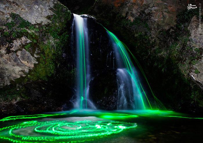 زیباترین آبشارهای جهان