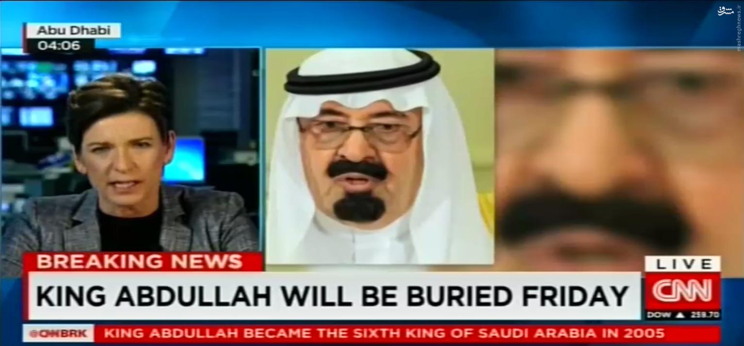 ملک عبدالله، شاه سعودی مُرد / سلمان، شاه سعودی شد + عکس