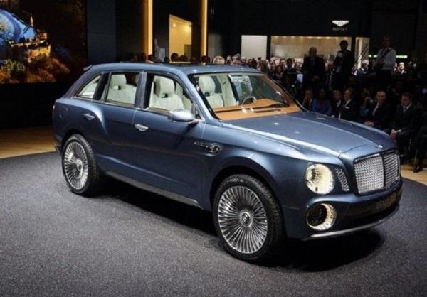 ساخت گرانترین خودرو شاسی بلند+تصاویر
