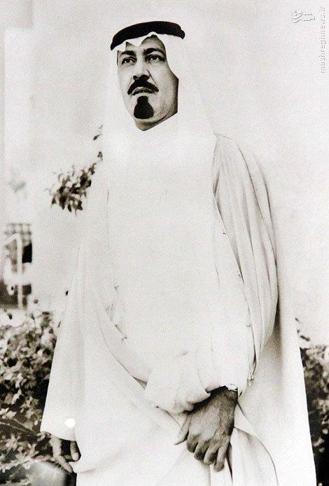 ملک عبدالله ازجوانی تا مرگ+عکس