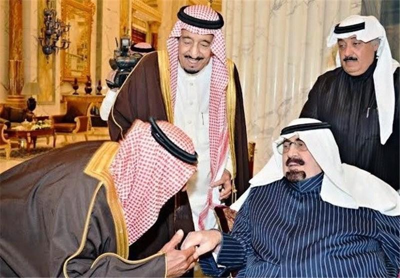 آخرین تصویر منتشر شده از ملک عبدالله