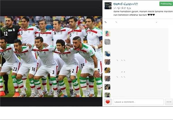 واکنش پاسور تیمملی والیبال به شکست ایران +عکس