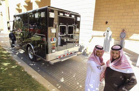 عکس/ آخرین مرکب ملک عبدالله