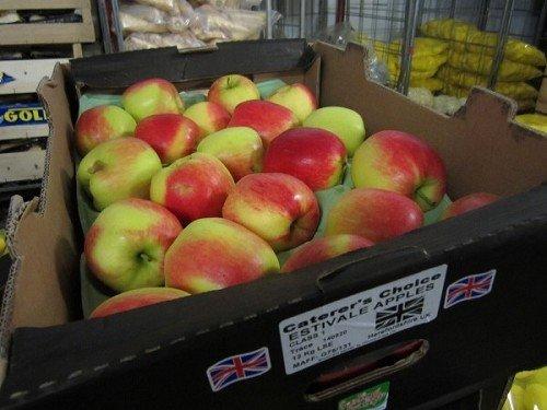 راز سیبهای خارجی در بازار+ تصاویر