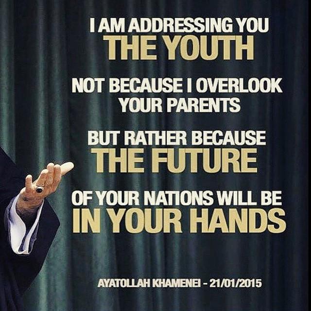 از جوانان ایرانی به جوانان غربی:«این نامه برای شماست»+پوستر