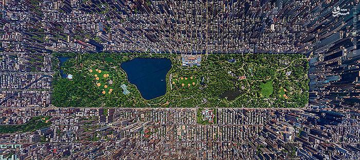 874609 376 نمایی که هرگز از شهرهای مهم جهان ندیدید