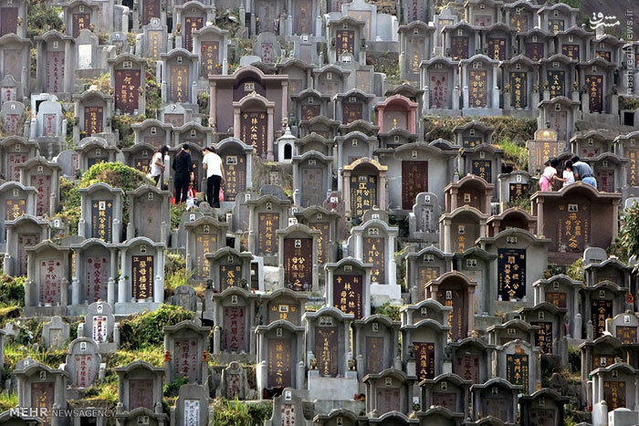 کمبود قبرستان در یکی از شلوغ ترین شهرهای جهان