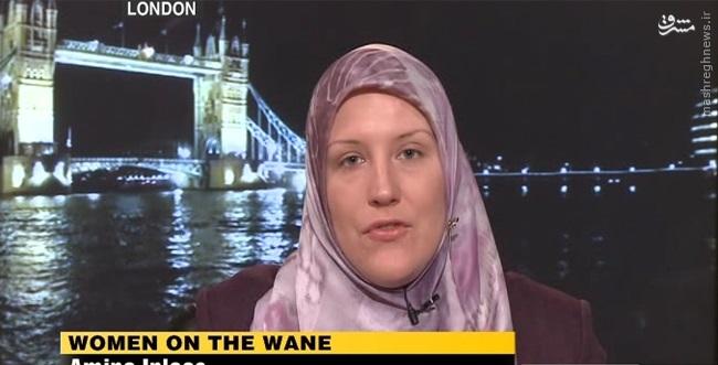 افرادی که به اسلام گرویده اند