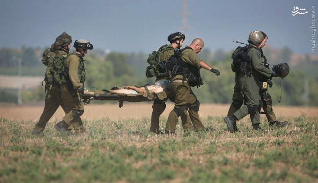 النشره: 17 نظامی صهیونیست به هلاکت رسیدند