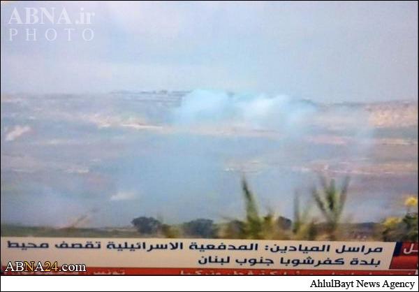 اسارت یک سرباز و هلاکت 17 نظامی صهیونیست/ نفوذ رزمندگان حزبالله به سرزمینهای اشغالی/ فرودگاه حیفا بسته شد