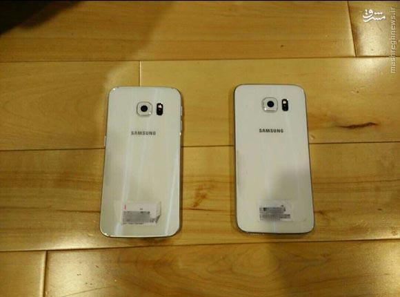 تصاویر سامسونگ Galaxy S۶ منتشر شد