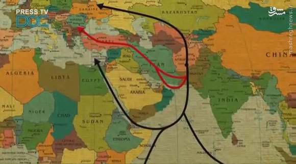 خط مقدم - واقعيتهاي پشت پرده تجارت مواد مخدر در خاورميانه