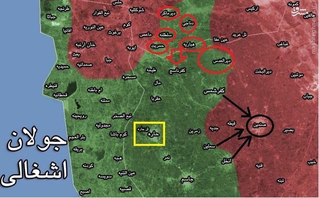 جنگ کفتارها در حلب!/تشدید حملات تروریستها به فوعه و کفریای شیعه نشین/تداوم عملیات نظامی در محور جنوب سوریه/ شهادت فرمانده تیپ فاطمیون