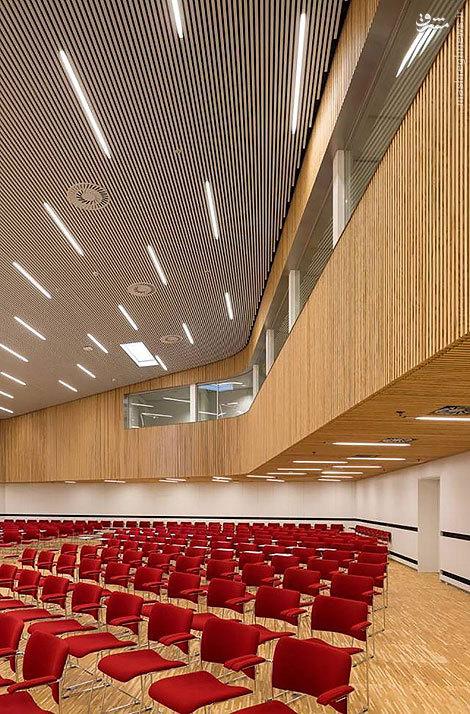 شاهکار طراحان معماری در کپنهاگ