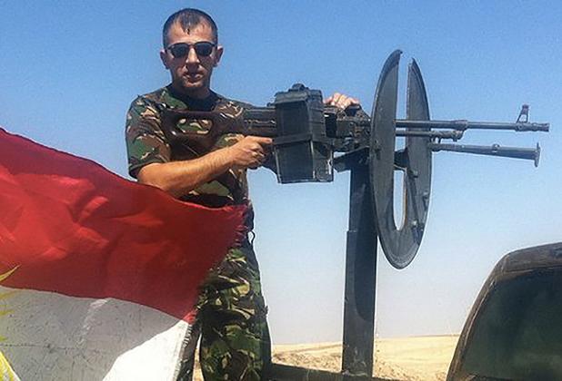 داعش گوشت جسد اسیر کُرد را به مادرش خوراند