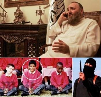 جلاد داعش را چه کسی آموزش داده است؟+عکس