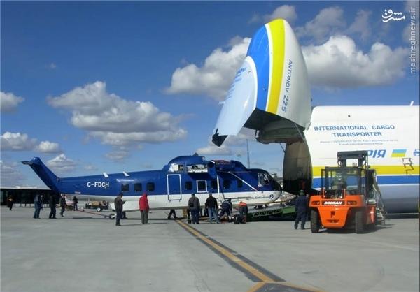 بزرگ ترین هواپیمای ساخت بشر