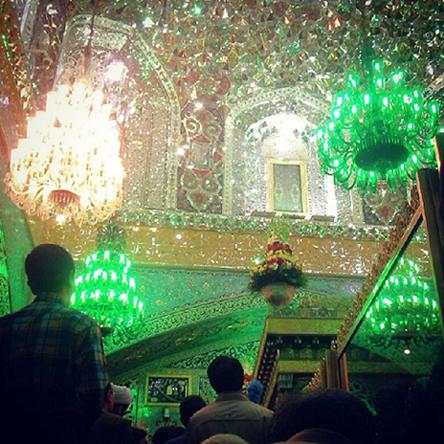 هشتگانهای در شباهتهای حضرت زهرا(ع) و امام رضا(ع)