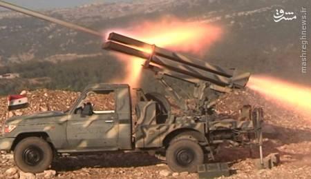 933311 478 تازهترین تحولات میدانی سوریه و تصرف مناطق جدید و استراتژیک در جبهه جنوب سوریه