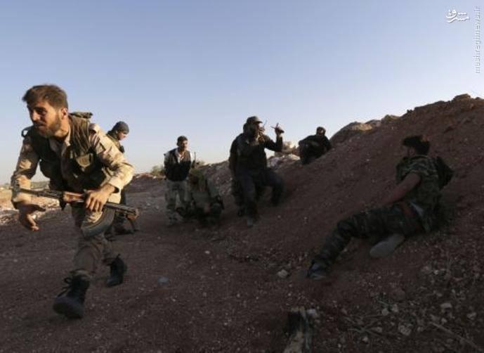 933415 574 تازهترین تحولات میدانی سوریه و تصرف مناطق جدید و استراتژیک در جبهه جنوب سوریه