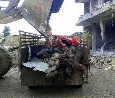 933416 746 تازهترین تحولات میدانی سوریه و تصرف مناطق جدید و استراتژیک در جبهه جنوب سوریه