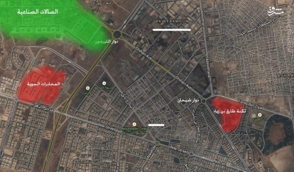 933423 325 تازهترین تحولات میدانی سوریه و تصرف مناطق جدید و استراتژیک در جبهه جنوب سوریه
