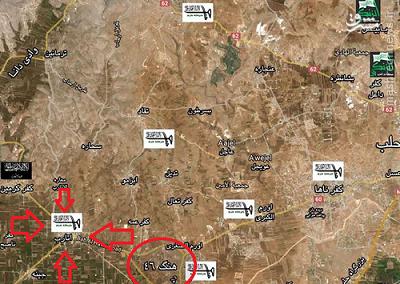 933443 237 تازهترین تحولات میدانی سوریه و تصرف مناطق جدید و استراتژیک در جبهه جنوب سوریه