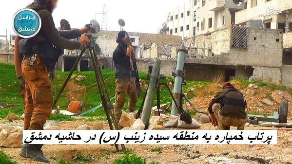 933479 741 تازهترین تحولات میدانی سوریه و تصرف مناطق جدید و استراتژیک در جبهه جنوب سوریه