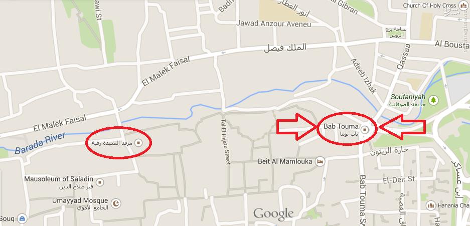 933544 614 تازهترین تحولات میدانی سوریه و تصرف مناطق جدید و استراتژیک در جبهه جنوب سوریه