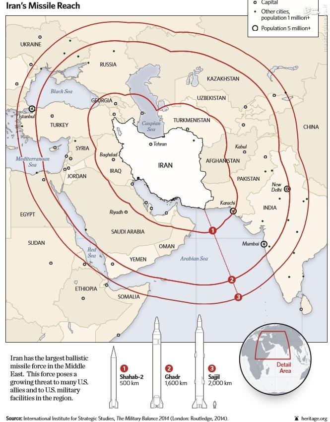 933587 467 شاخص قدرت نظامی آمریکا 2015/ ایران تاثیرگذارترین کشور در منطقه