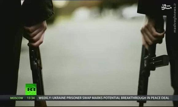 فراوانی سلاح در آمریکا // برای عید
