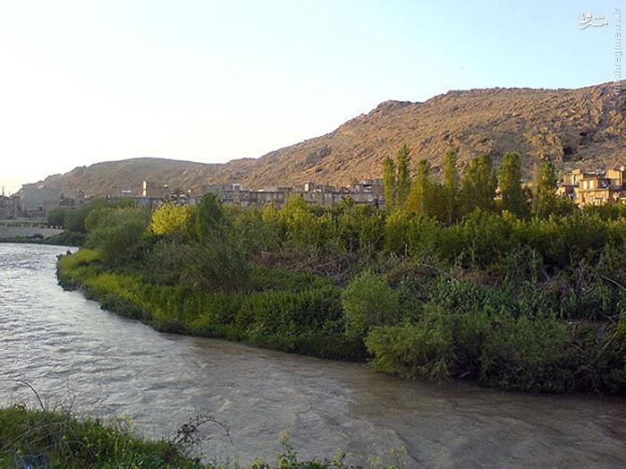 بلندترین آبشار ایران