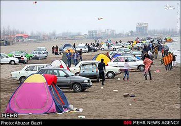 ایرانیها نوروز۹۴ کجا میروند؟