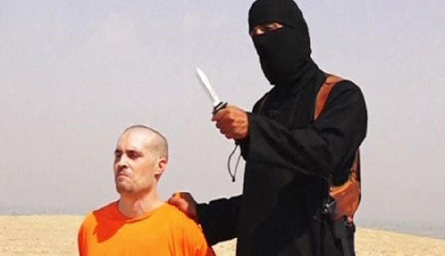 عذرخواهی جلاد داعش از خانواده خود