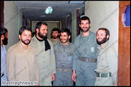 941757 359 اسماعیل احمدیمقدم؛ از طلبهگی در مدرسه حقانی تا فرماندهی نیروی انتظامی