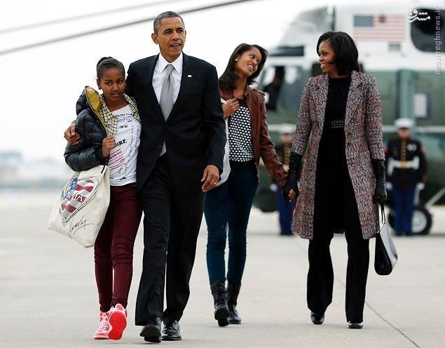 میشل، بازوی قدرت نرم و دیپلماسی عمومی باراک اوباما + تصاویر