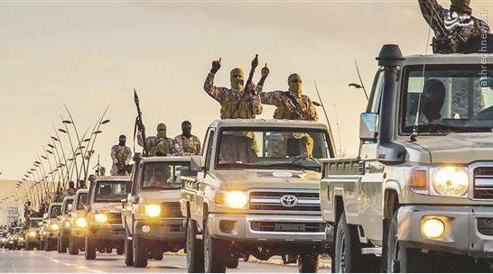 زادگاه قذافی چگونه در چنگ داعش قرار گرفت؟/روش داعش در سیطره یافتن بر کشورهای مختلف